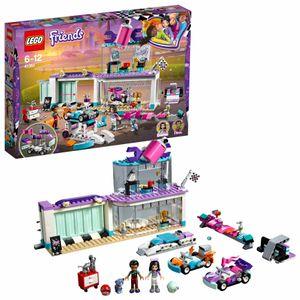 LEGO® Friends Tuning Werkstatt 41351