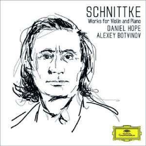 Werke für Violine & Klavier - Alfred Schnittke (1934-1998) - DGG  - (CD / Titel: H-Z)