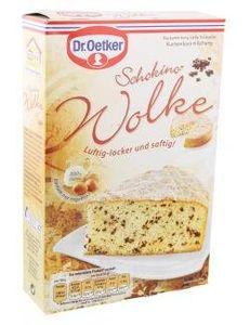Dr. Oetker SCHOKINO-WOLKE  Dr. Oetker SCHOKINO-WOLKE