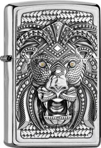 Zippo Feuerzeug Art Lion Emblem