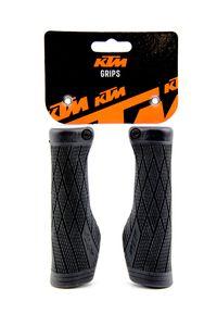 KTM MTB Fahrrad Lenkergriffe Comp Ergo Lock - einfache Klemme