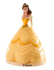 Belle-Kuchendeko Figur gelb 8cm
