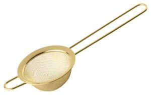 Paderno Cocktailsieb BAR Gold Ø8 cm