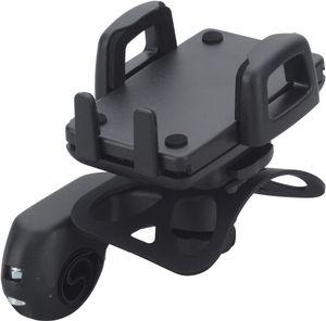 Ergotec smartphone-halterung lenkhalterung 22.2 - 31.8 schwarz