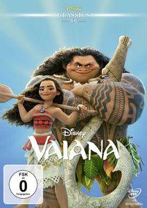 Vaiana (DVD)  Disney Classics Min: 90DD5.1WS - Walt Disney Studios Home Entertainment  - (DVD Video / Zeichentrick)