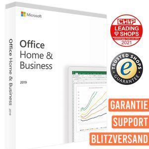 Microsoft Office 2019 Home and Business Windows | Sofortdownload | 24/7 Support