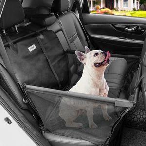 Faltbar Kleine Hundesitz Hundeautositz Hunde Haustier Autositz Autokörbchen 600D