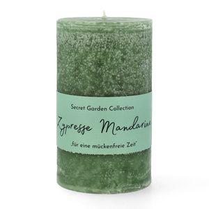 Schulthess Secret Garden Zypresse Mandarine Anti Mücken Duftkerze 390 g