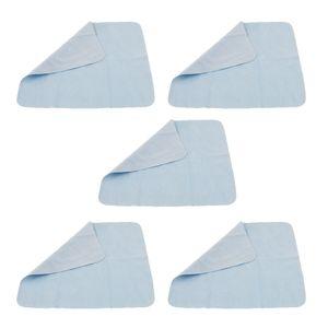 5 Stück Brillenputztuch, Kamera Objektiv Reinigungstücher, LCD TV Bildschirm Reinigung, Laptop pc Display Reiniger Tuch