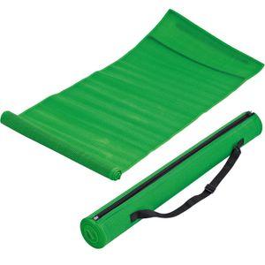 Strandmatte / Größe: 180 x 60 cm / Farbe: grün