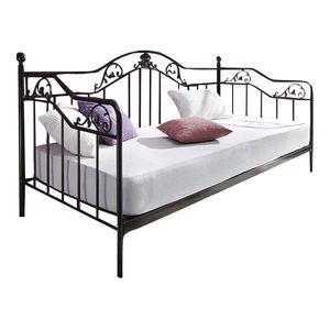 Day-Bed / Einzelbett / Metallbett Ella
