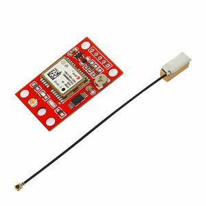 GYNEO6MV2 GPS-Modul NEO-6M GY-NEO6MV2-Board mit Antenne für Arduino