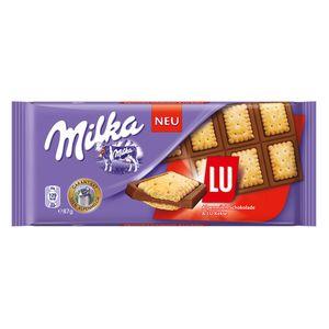 Milka Alpenmilch & LU Kekse (87 g)