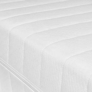 7 Zonen Matratze 90x200 Hergestellt in Deutschland - Jugendmatratze Kindermatratze Babymatratze - Einzelbett Doppelbett