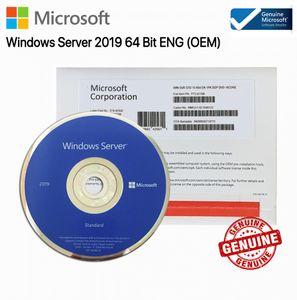 Windows Server 2019 STD Standard Edition 1 User 16 Core Original Lizenz Produktschlüssel Key