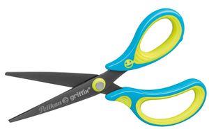 Pelikan griffix Schulschere spitz Neon Fresh Blue 150 mm
