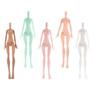23cm Bewegliche Nackte Puppenkörper für Monster High Puppen