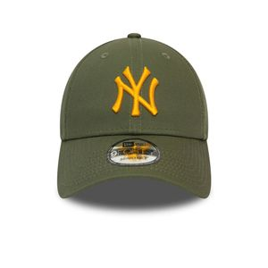 New Era League Essential 9forty New York Yankees Green Med One Size
