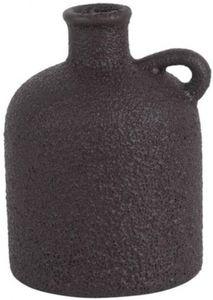 Present Time vase Burly12 x 17 cm Keramik schwarz