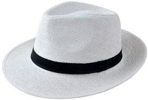 Panama Hut Bogart Strohhut Weiss 60