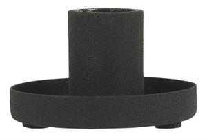IB Laursen ApS -Kerzenhalter f/Stabkerze schwarz
