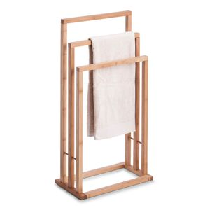 Zeller Handtuchständer, Bamboo 42x24x81,5