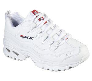 Skechers Damen Sneaker ENERGY TIMELESS VISION Weiß, Schuhgröße:EUR 39