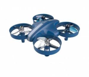 ALLNET Mini Drohne mit Fernbedienung ohne Kamera Farbe rot