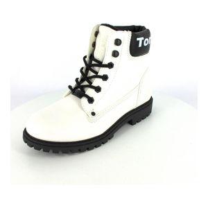 Tom Tailor Stiefelette  Größe 41, Farbe: white