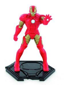 Comansi Spielfigur Avengers Iron Man 9 cm rot