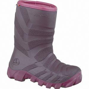 Viking Ultra 2.0 Mädchen PolyurethanThermo Boots plum,  Wolle/Polyester-Futter, warmes Fußbett, bis -20 Grad, 4537110/27