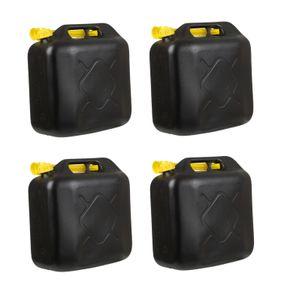 4x Kraftstoffkanister 20L Benzinkanister Diesel Reserve Kanister Auto