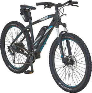 Prophete E-Bike »Graveler e9400«, Mountainbike, 8 Gang Shimano Shimano Deore Schaltwerk, Kettenschaltung, Heckmotor 250 W