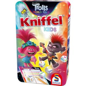 Schmidt Spiele Trolls, Kniffel© Kids - NEU