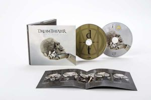 Dream Theater - Distance Over Time (Special Edition) -   - (CD / Titel: A-G)