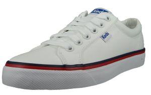 Keds Damen Low Sneaker Jump Kick WF64836 Weiß  White Textil, Groesse:41 EU