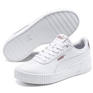 Puma Damen Sportschuhe in Weiß, Größe 6