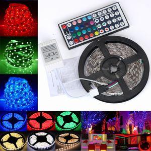 5M 3528 RGB LED Streifen Streifen Streifen Streifen Lichter SMD Lichter Lichterketten