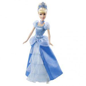 Mattel T7201 - Disney Princess - Märchenglanz Prinzessin Cinderella