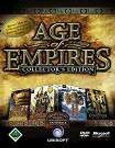 Age of Empires Collector´s Edition  Windows 95 98 / Me / 2000 $$ DEUTSCHE Ware