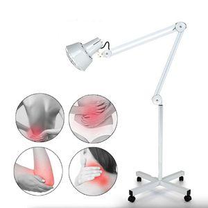 Infrarot Lampe Infrarotlampe Wärmelampe Rotlicht mit 275W IR Bulb Lampe Lichttpie Schmerz linderung Wärmetpie-Lampe Rotlichtlampe