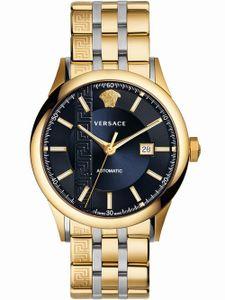 Versace Herren Automatik Armbanduhr Aiakos 'Swiss Made' V1805 0017