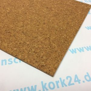 EKB-Kork, Korkparkett Klebefliese, 600 x 300 x 4mm, M.02.00