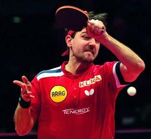 TIMO BOLL Tischtennisschläger SG99 Tischtennis Fortgeschrittene TT Butterfly