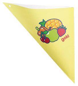 Goki 51768 - Obst-und Gemüsetüte