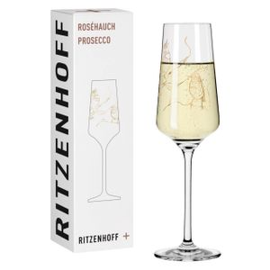 Ritzenhoff Roséhauch 01 Sektglas, Proseccoglas Vogel Marvin Benzoni 2020