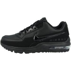 NIKE Air Max 90 LTD Sneaker coole Herren Schuhe Schwarz, Größe:49.5