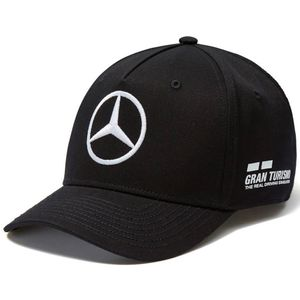 Mercedes AMG Petronas - Lewis Hamilton Driver Cap - Schwarz