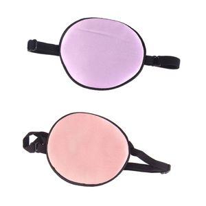 2 Stü Kinder Piraten Augenklappe Seide Eyemask Eyeshade Cover Für Faule Augen