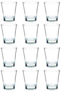 12 Espressogläser / Wodkaglas 75ml